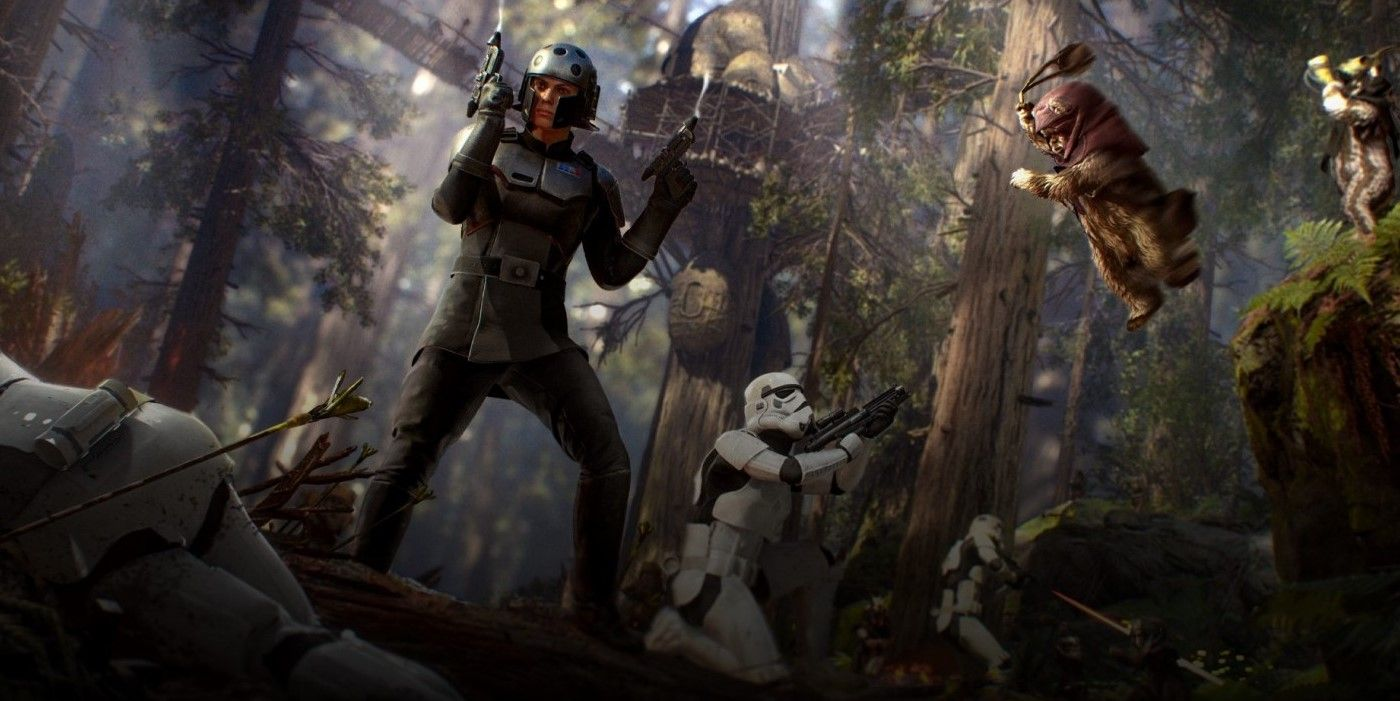 Star Wars Battlefront 2 Game Modes Explained Screen Rant