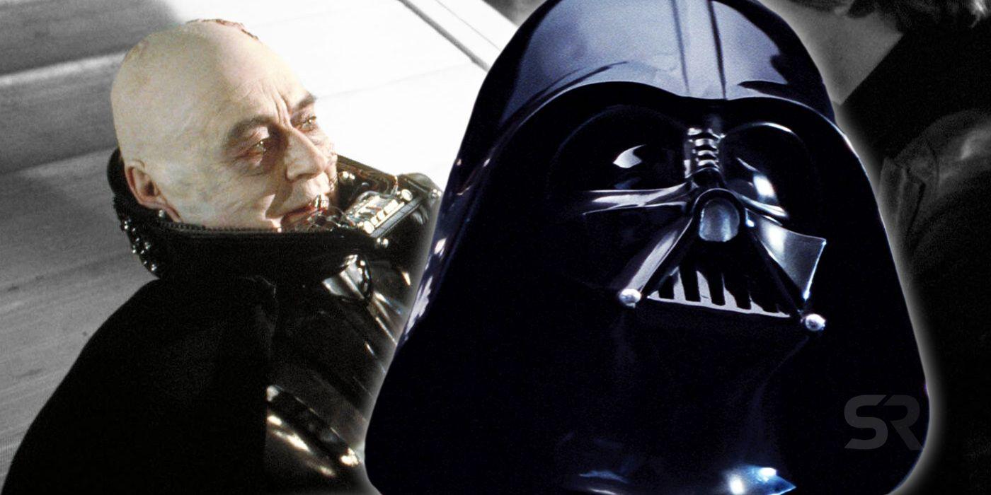 Star Wars How Darth Vader S Helmet Mask Work Screen Rant