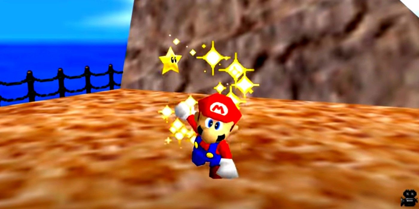 A Full Fan-Made Super Mario 64 PC Port Has Been Released