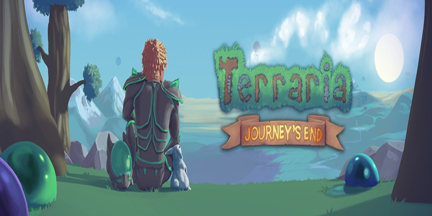 Terraria: Journey's End Patch Notes | Screen Rant