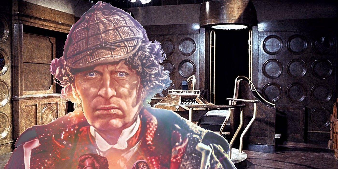 Doctor Who: Why Tom Baker Had A Second TARDIS Console Room
