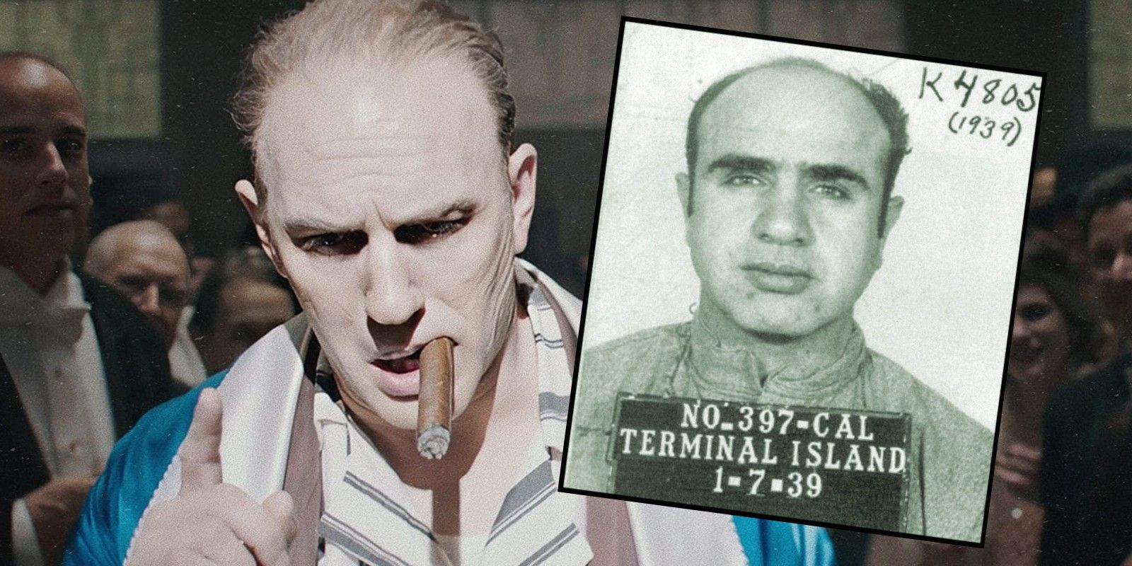What Al Capone & Other Characters Looked Like In Real Life