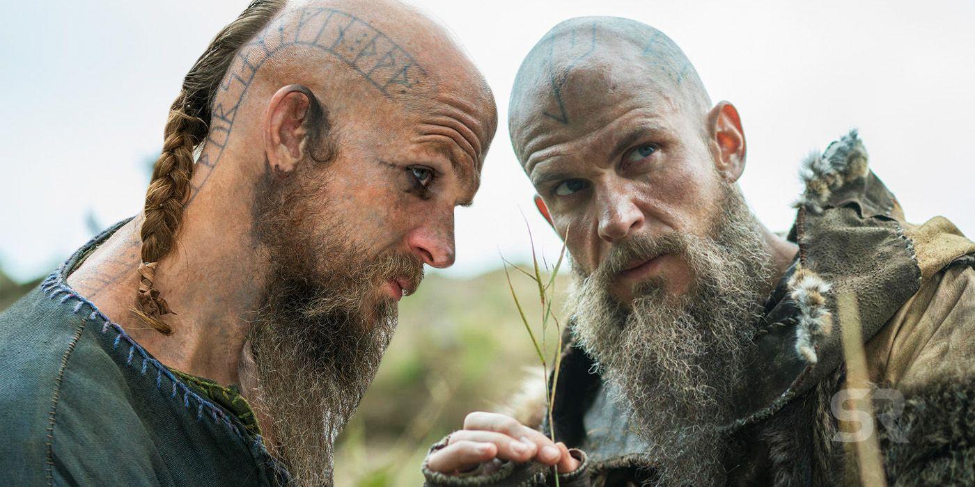 Floki Tattoos: Vikings: What Floki's Tattoos Really Mean