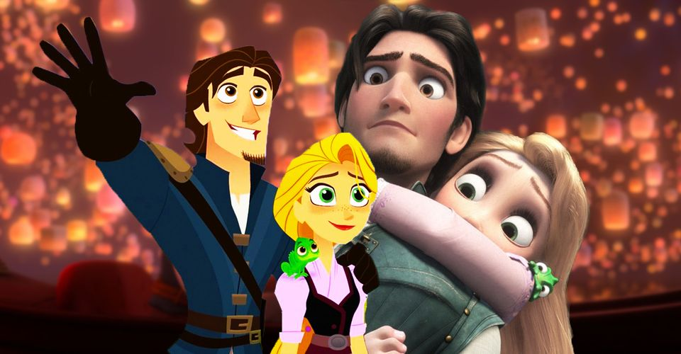 Tangled What Happened To Rapunzel Flynn After The Movie