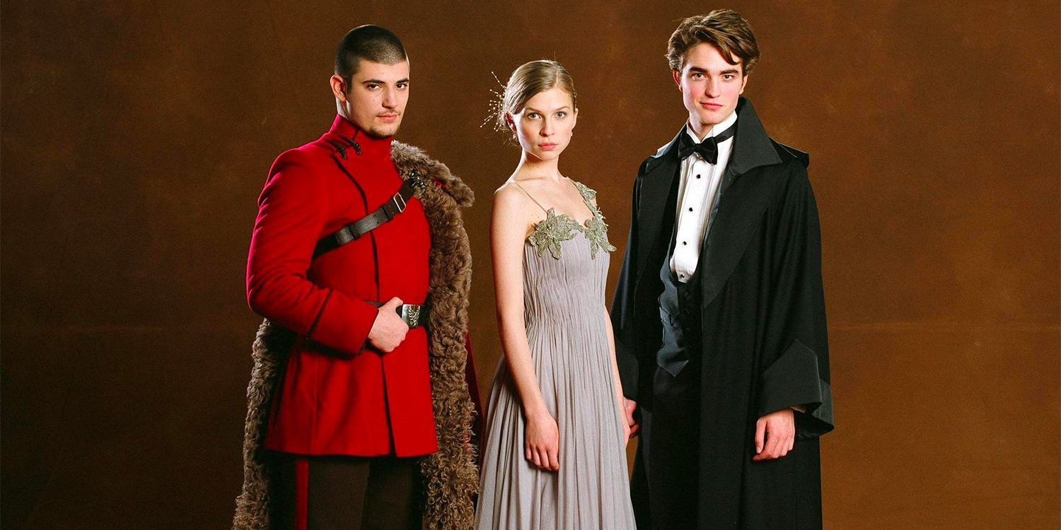 Harry Potter 5 Reasons Why Beauxbatons Is The More Interesting Rival School 5 It S Durmstrang Well, today i'm being shipped off to durmstrang. harry potter 5 reasons why beauxbatons