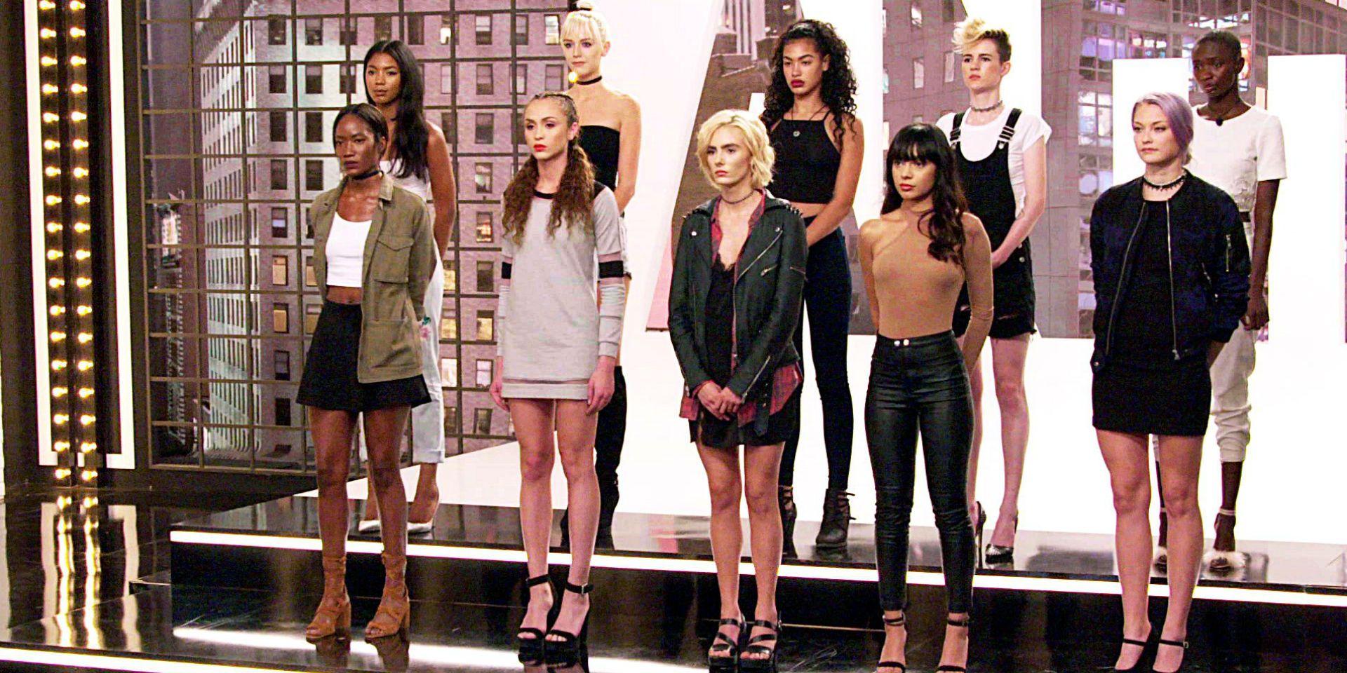 america u0026 39 s next top model 23  all contestants  u0026 winner