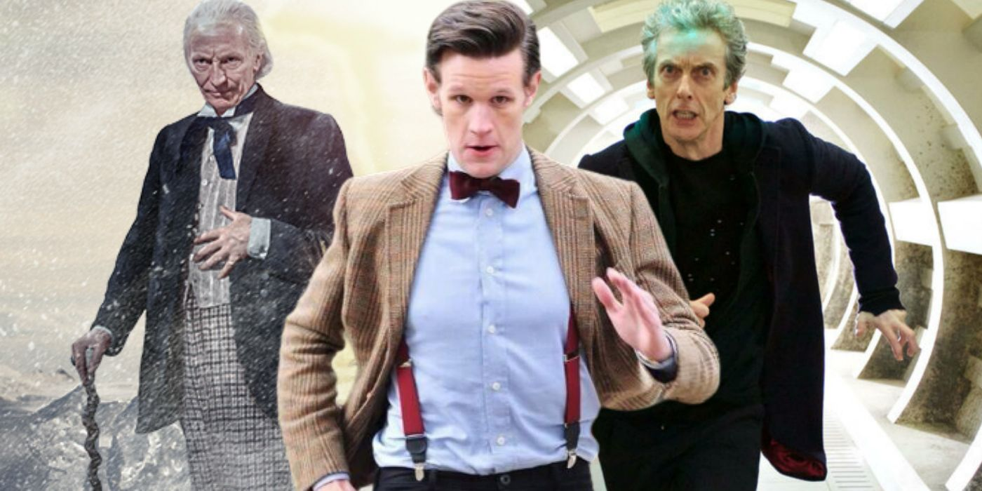 Doctor Who: Why So Many Doctor Actors Get Injured | Screen Rant