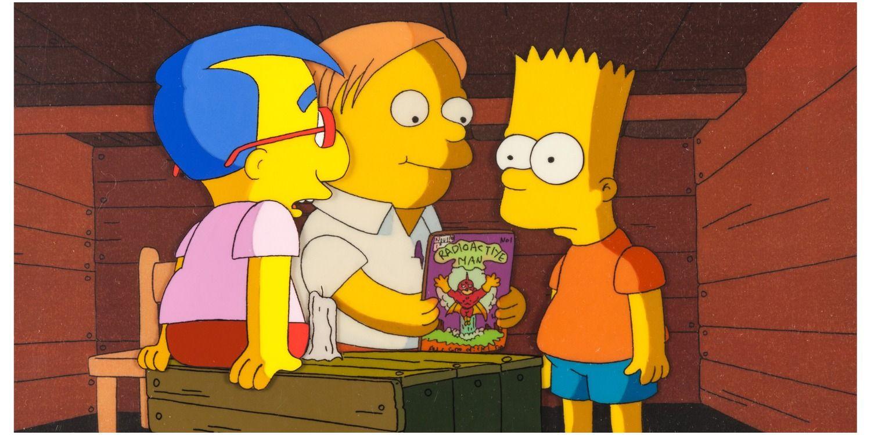 Teoria dos Simpsons: Bart está contando uma história no futuro 3
