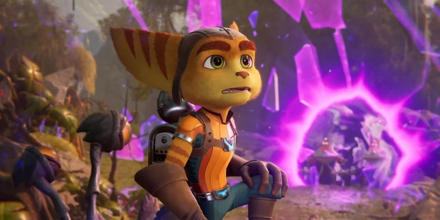 Ratchet Clank Rift Apart Introduces New Female Playable Character