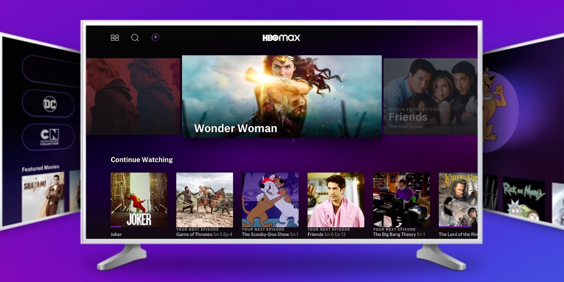 How To Download HBO Max On Samsung Smart TVs  Screen Rant
