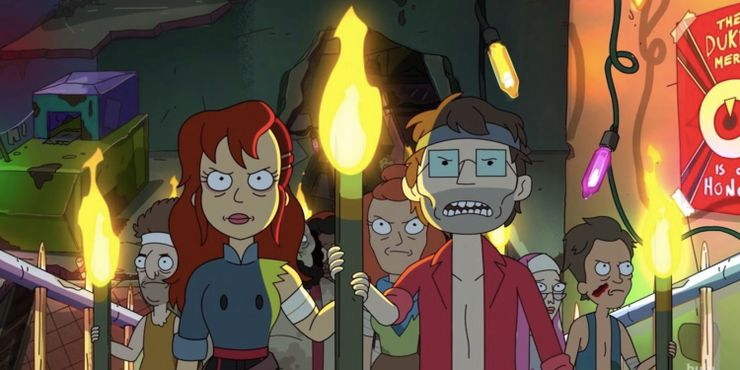 O episódio menos engraçado do Solar Opposites é também o melhor 1