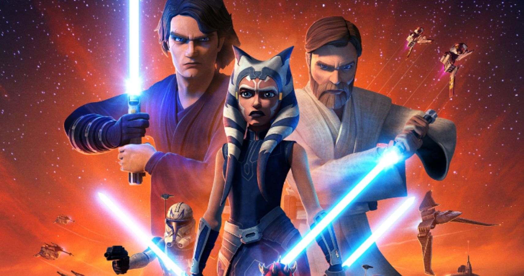 Star Wars The Clonewars