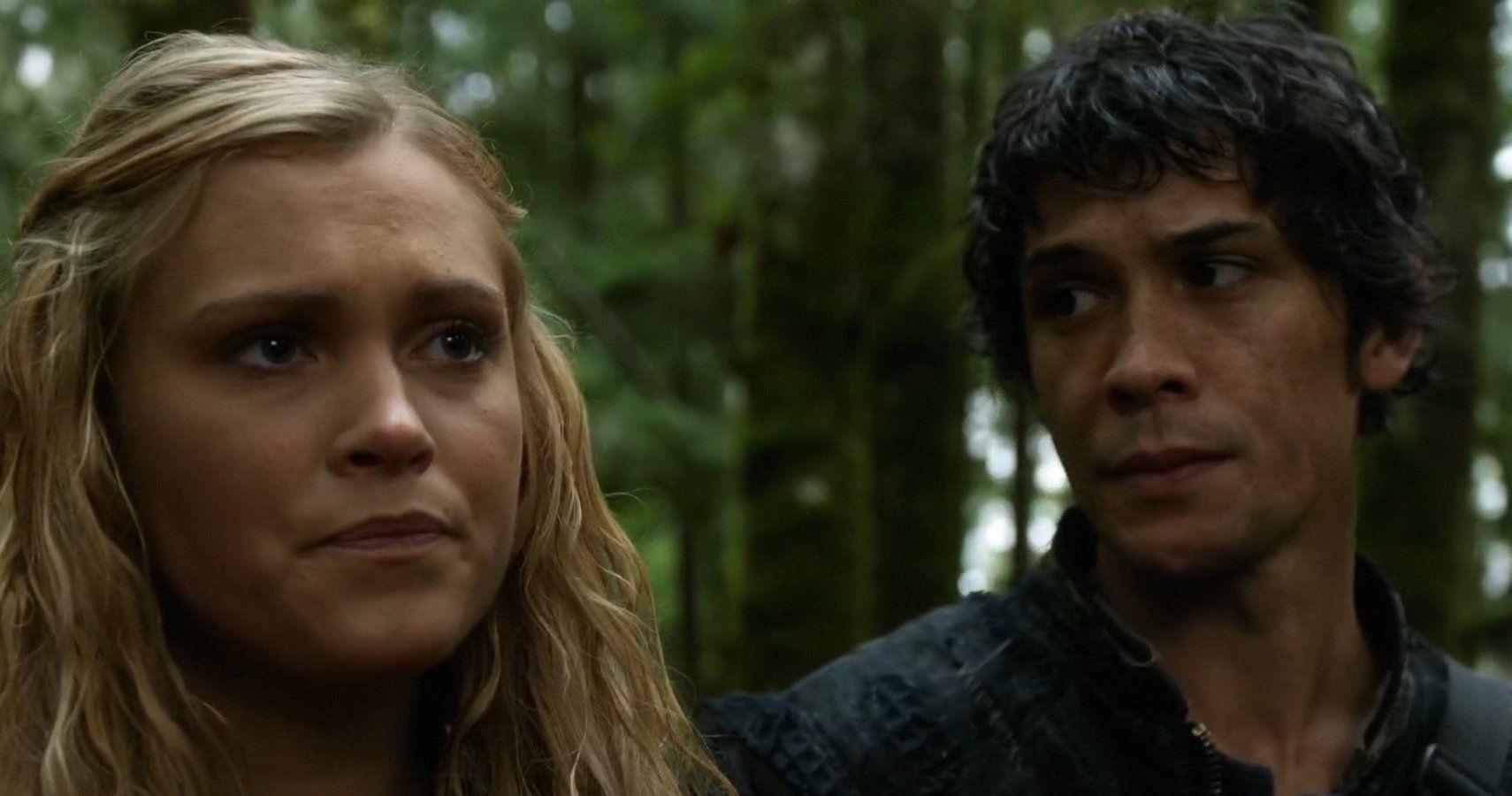 Bellamy And Clarke Season 2
