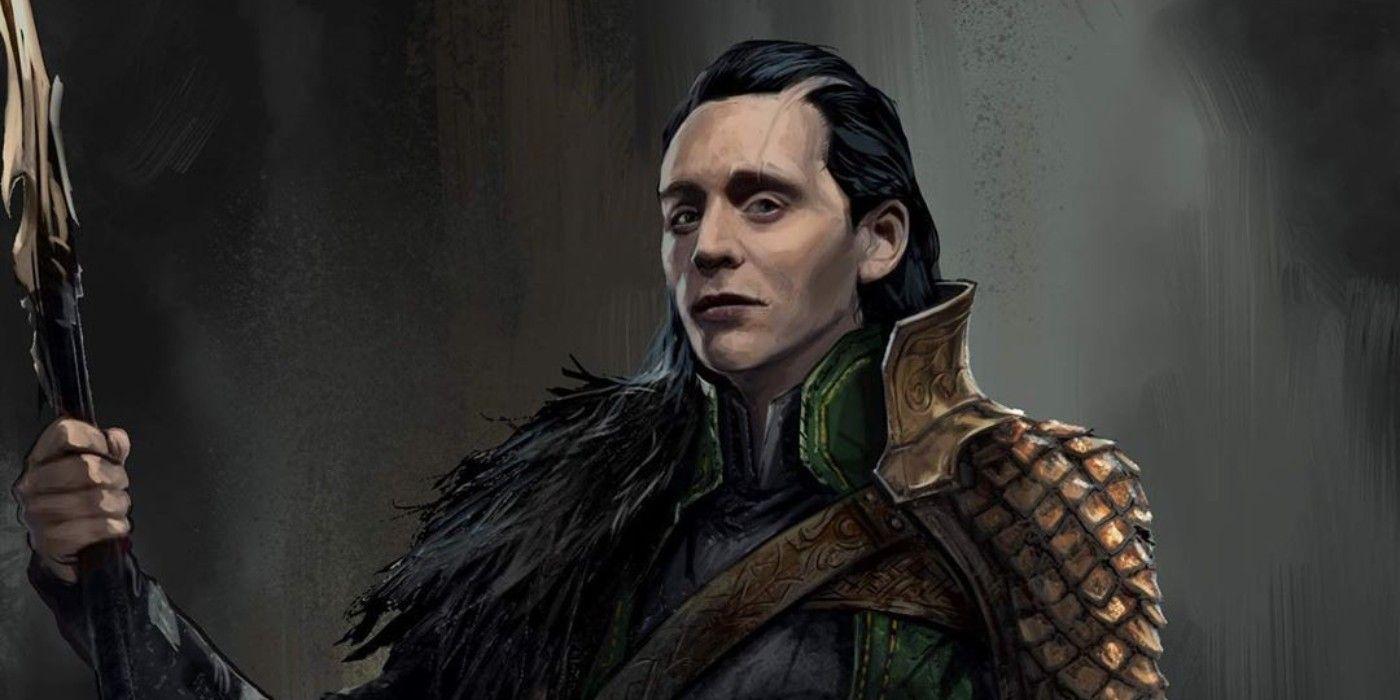 Loki Looks Like Aquaman In Thor Ragnarok Concept Art