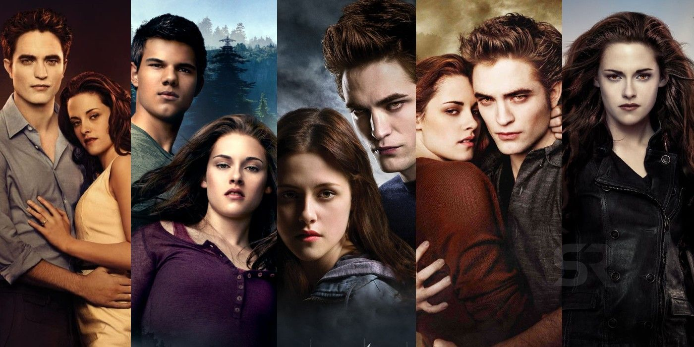 Twilight Saga: Every Movie Ranked From Worst To Best