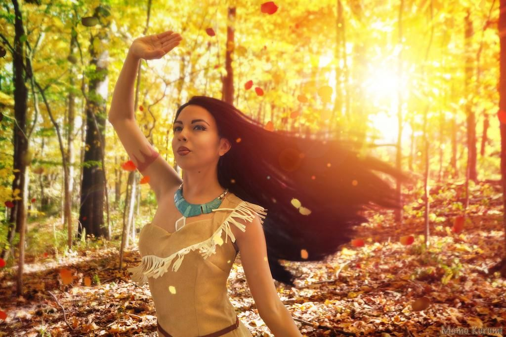 Disney's Pocahontas: 10 Cosplays That Could Star In A Live-Action Remake