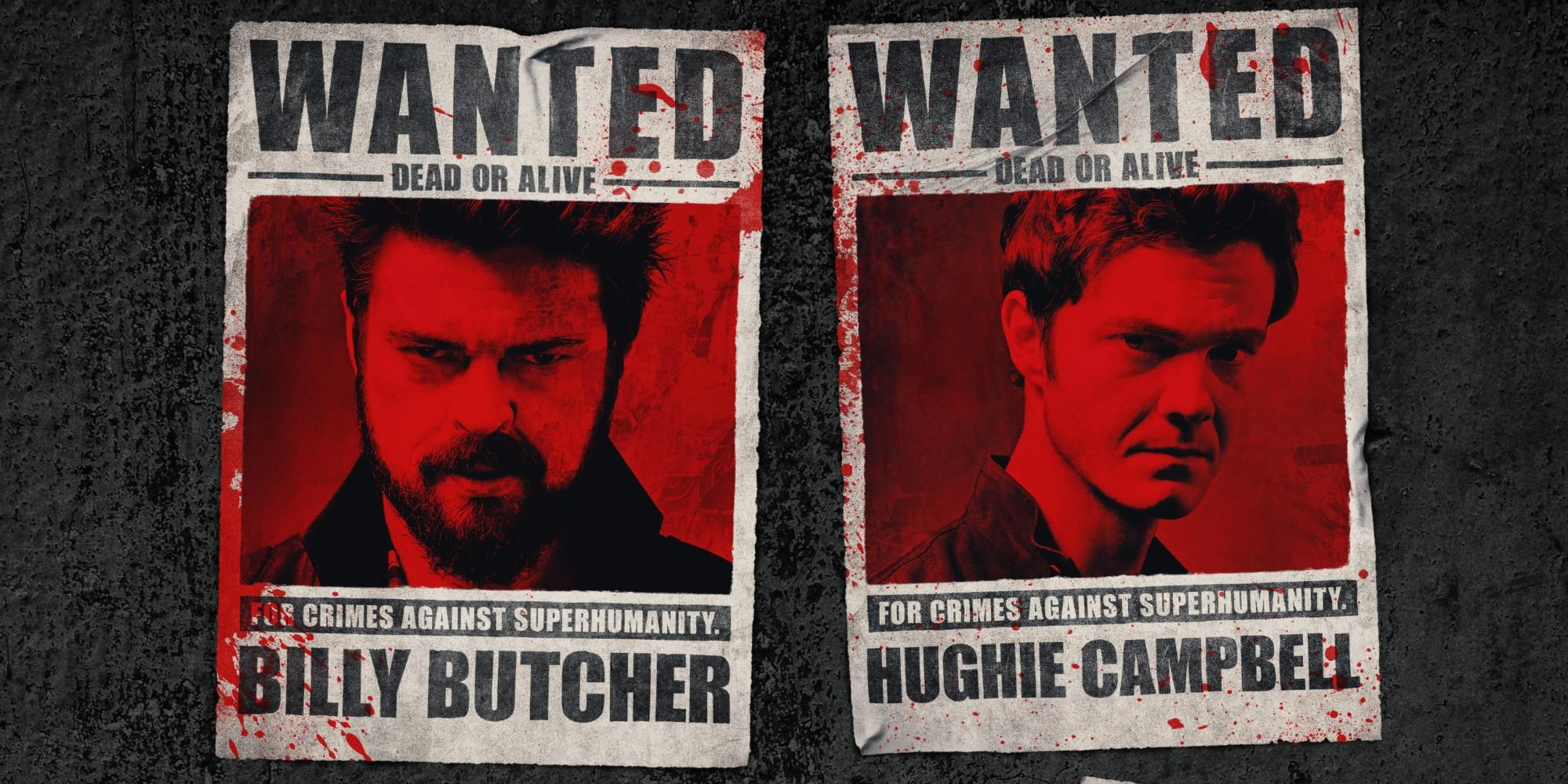 The Boys Season 2 Trailer: Billy Butcher & The Team Are Wanted Criminals