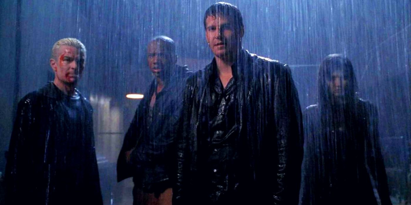 Why Joss Whedon's Angel Was Cancelled After Season 5