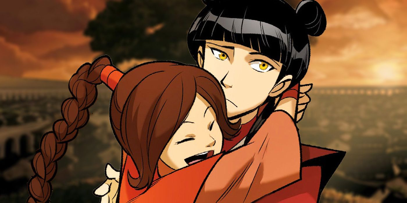 Avatar: What Happened To Mai and Ty Lee After The Last Airbender Ended