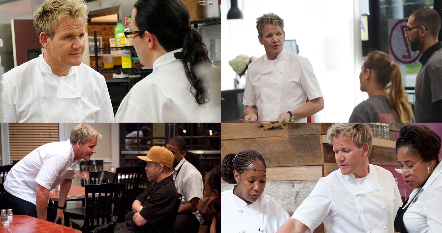 Kitchen Nightmares 10 Of The Most Intense Arguments On Show Ranked