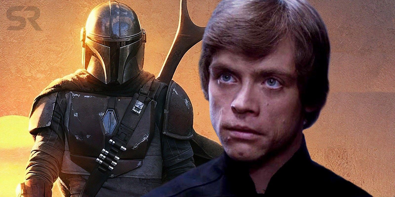 Onde estão os personagens da trilogia original de Star Wars durante o Mandalorian 1