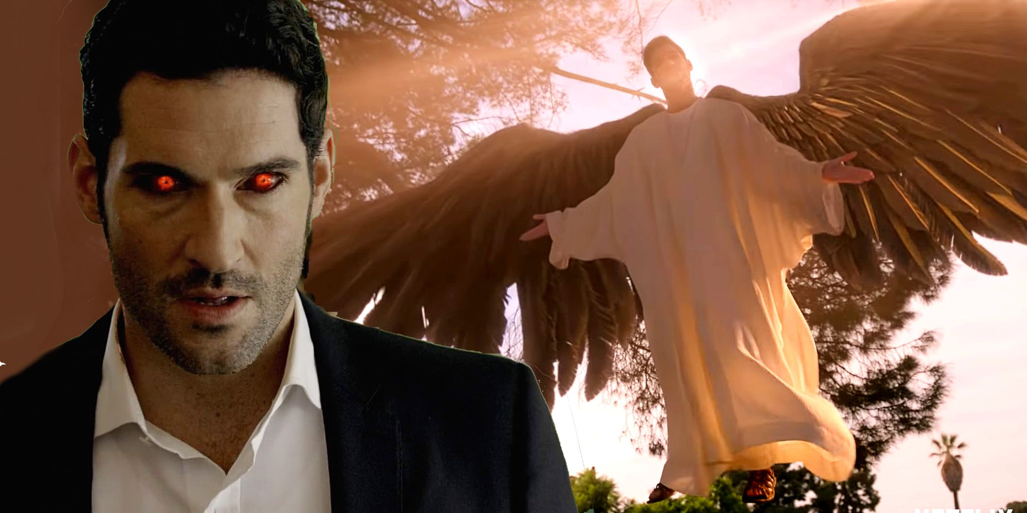 Lucifer Season 5 Everything You Need To Know About Michael