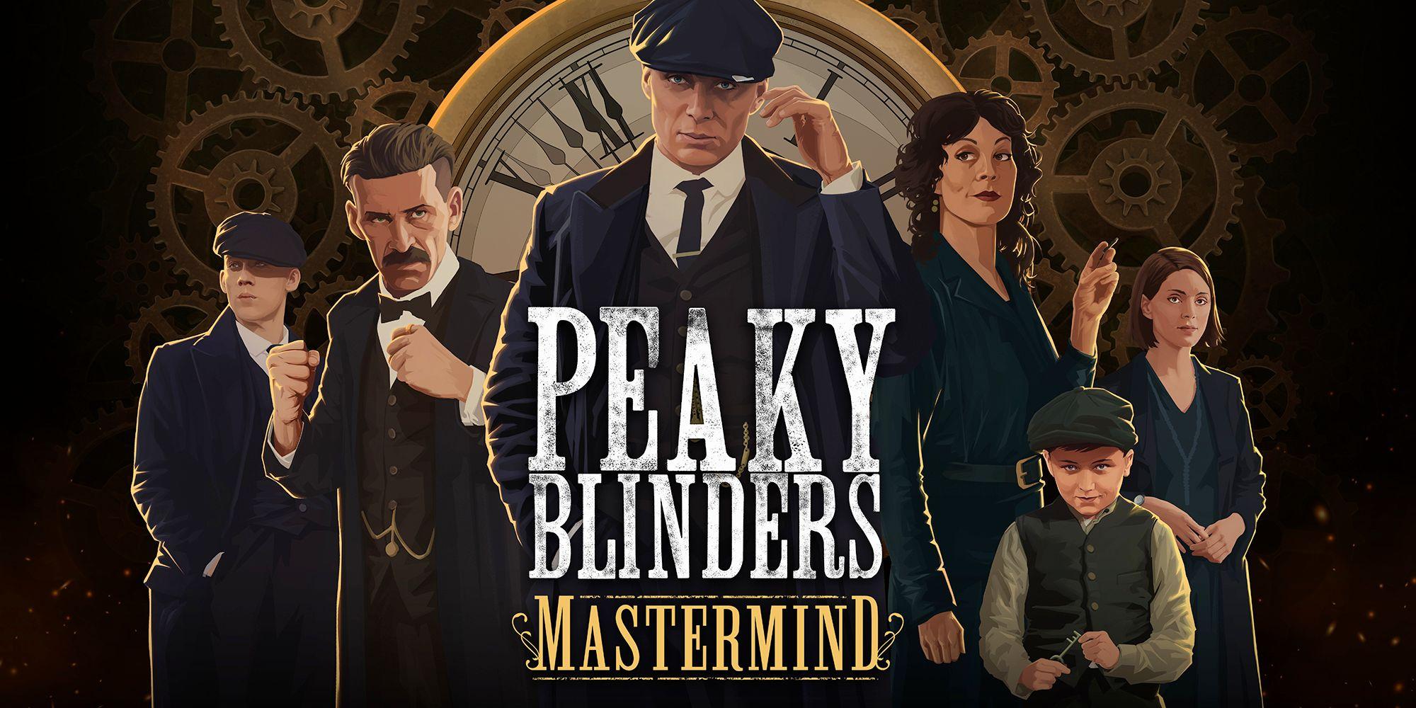 Peaky Blinders: Mastermind Review