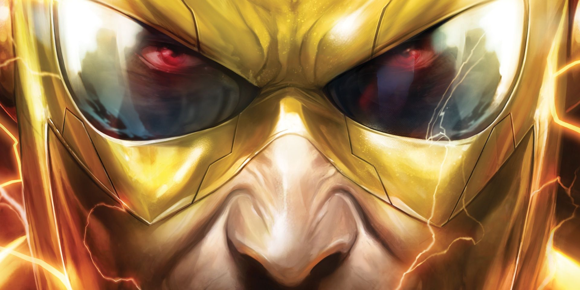The Reverse Flash Has Just Become The Flash Screen Rant