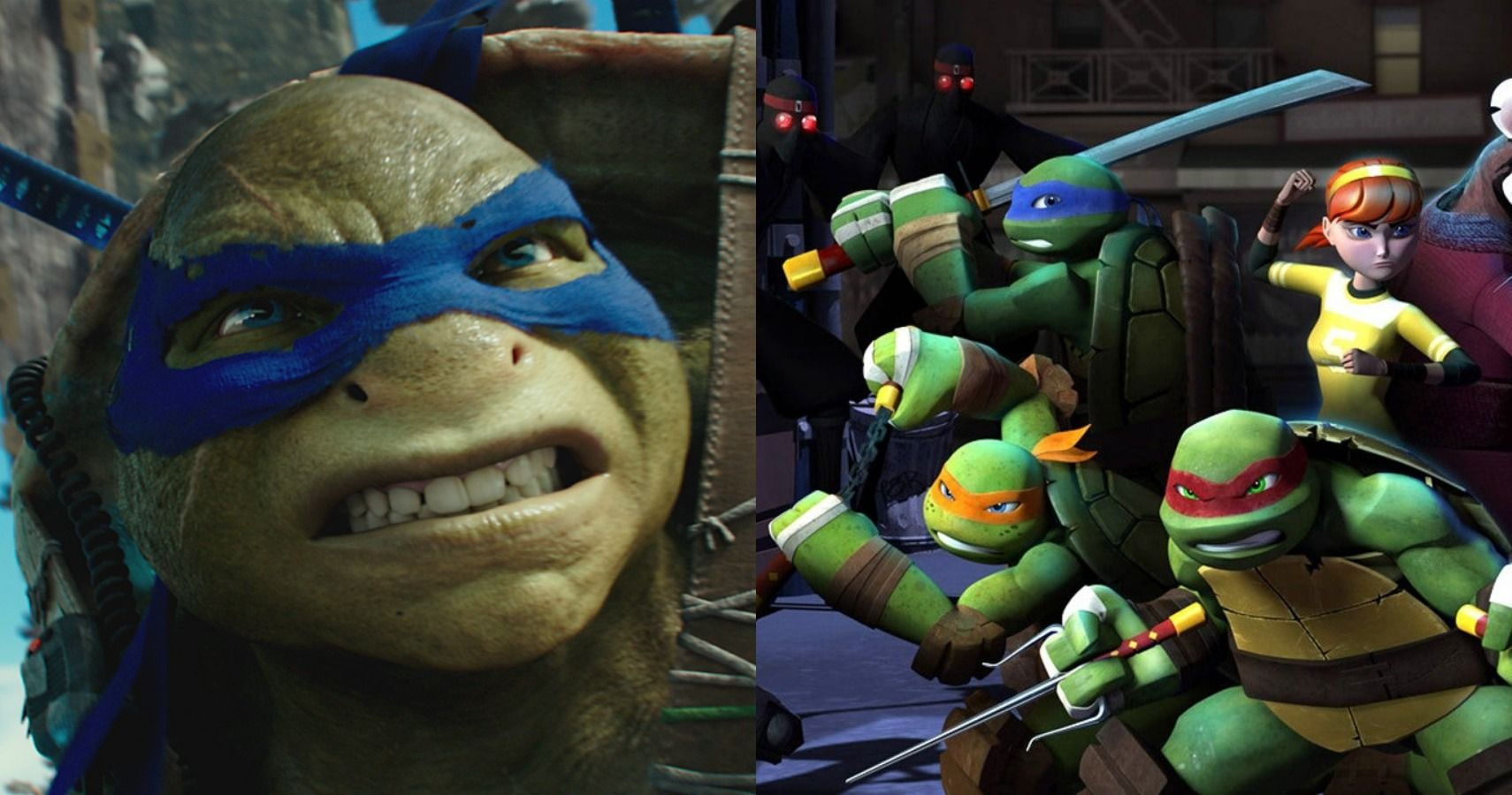 5 Reasons We Re Excited For The Tmnt Reboot 5 Legit Concerns
