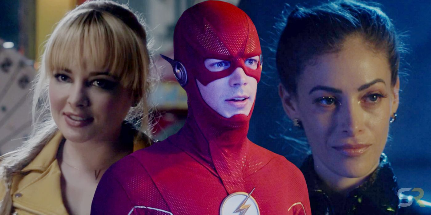 The Flash Every Dc Villain That Was Gender Swapped In The Arrowverse