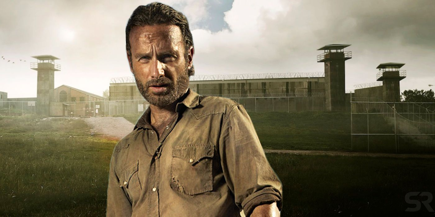 Walking Dead: How Long Rick's Group Was At The Prison (& Why They Left)