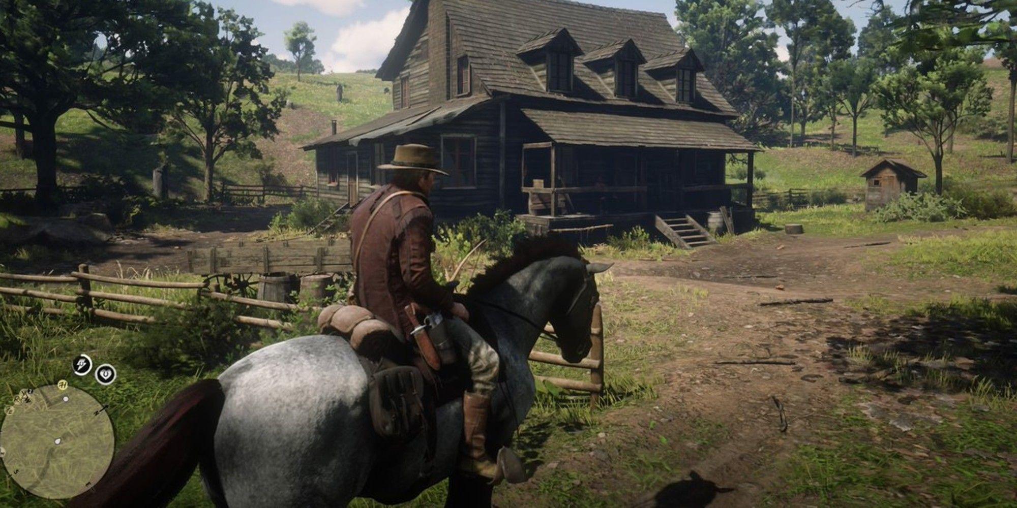 Red Dead Redemption 2 Kopfgeldjagd