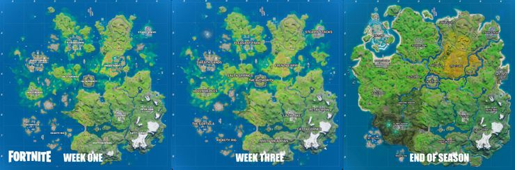 Fortnite S Secret Underwater Location Leaked By Season 3 Data Miners For other locations that aren't marked or listed, go here. underwater location leaked by season 3