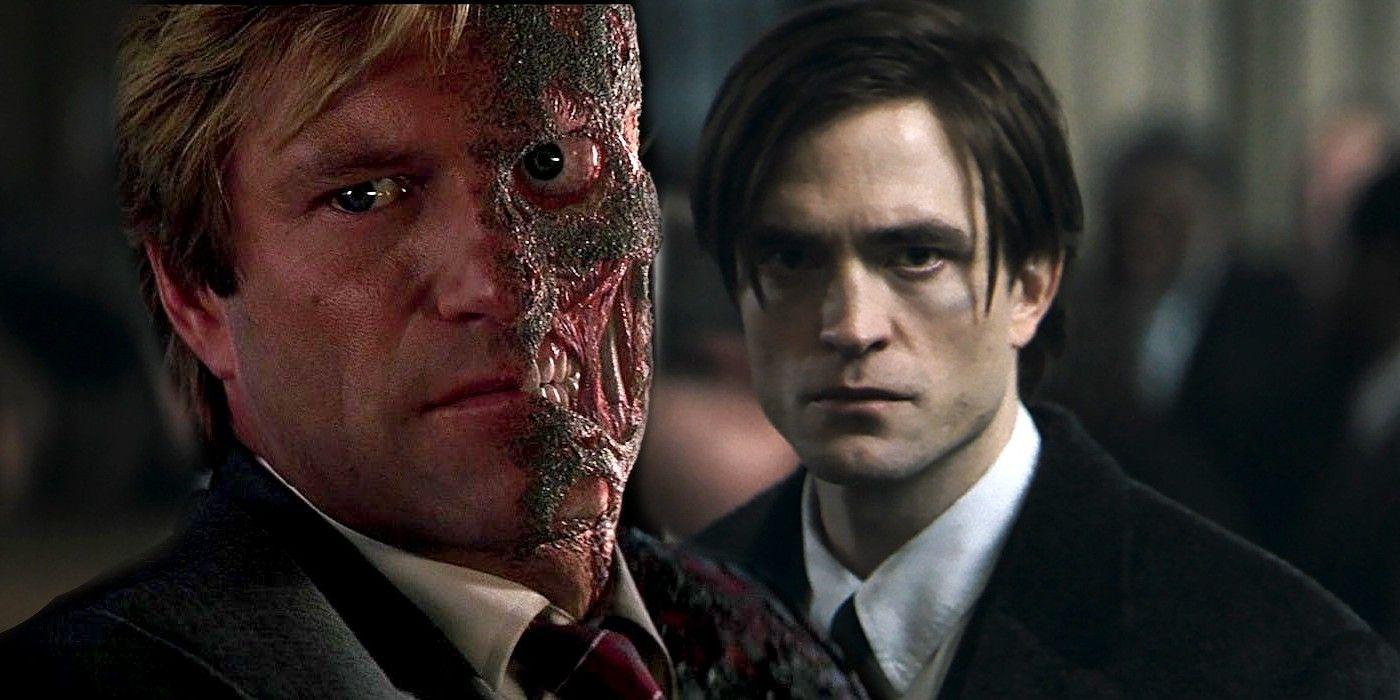 Harvey Dent Two Face Makeup