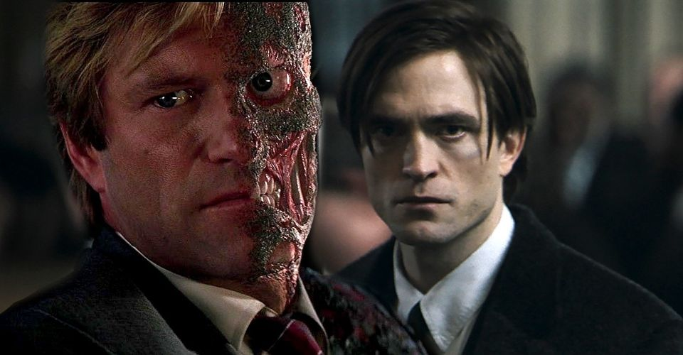 How The Batman Can Set Up Two Face