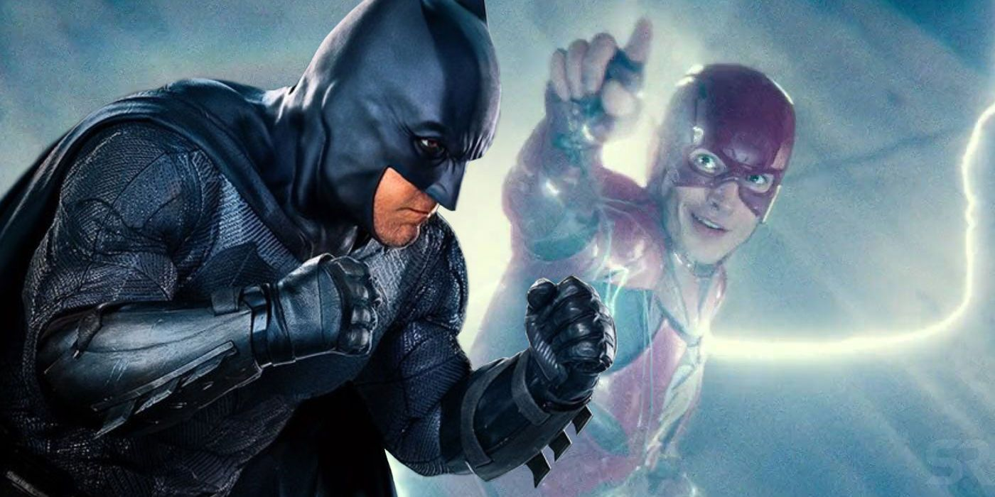 The Flash Movie Set Photo Offers Best Look At Batman Yet