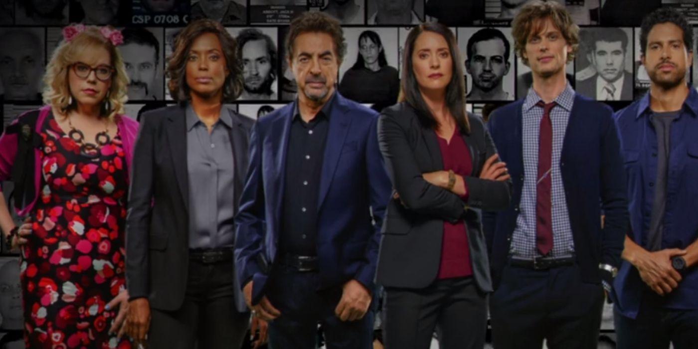 Criminal Minds: The Behavioral Analysis Unit