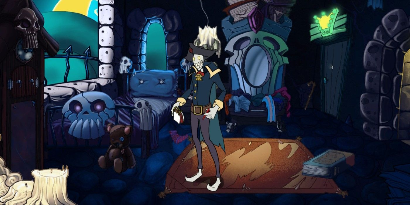 Darkestville Castle Review: A Funny Yet Illogical Point-and-Click Adventure