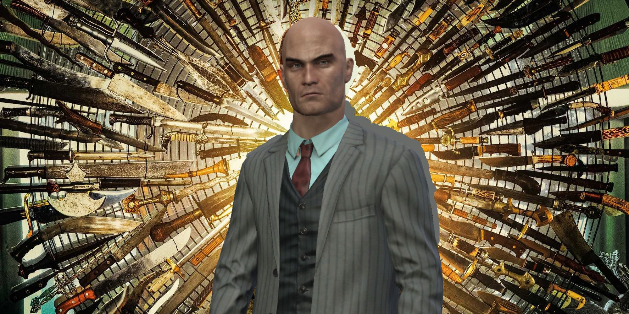 Hitman 3 S Knives Out Inspired Level Is Something We Didn T Know We Needed