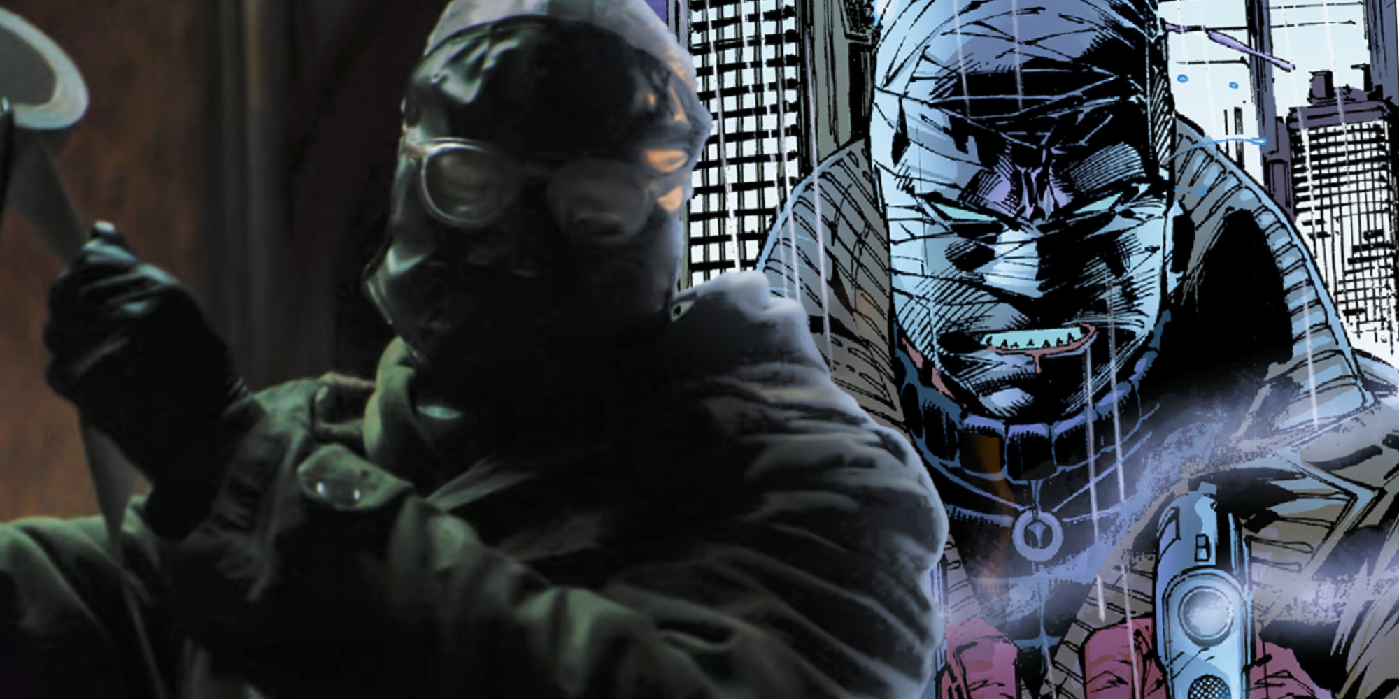 The Batman Theory: The Villain In The Trailer Is Hush, Not Riddler