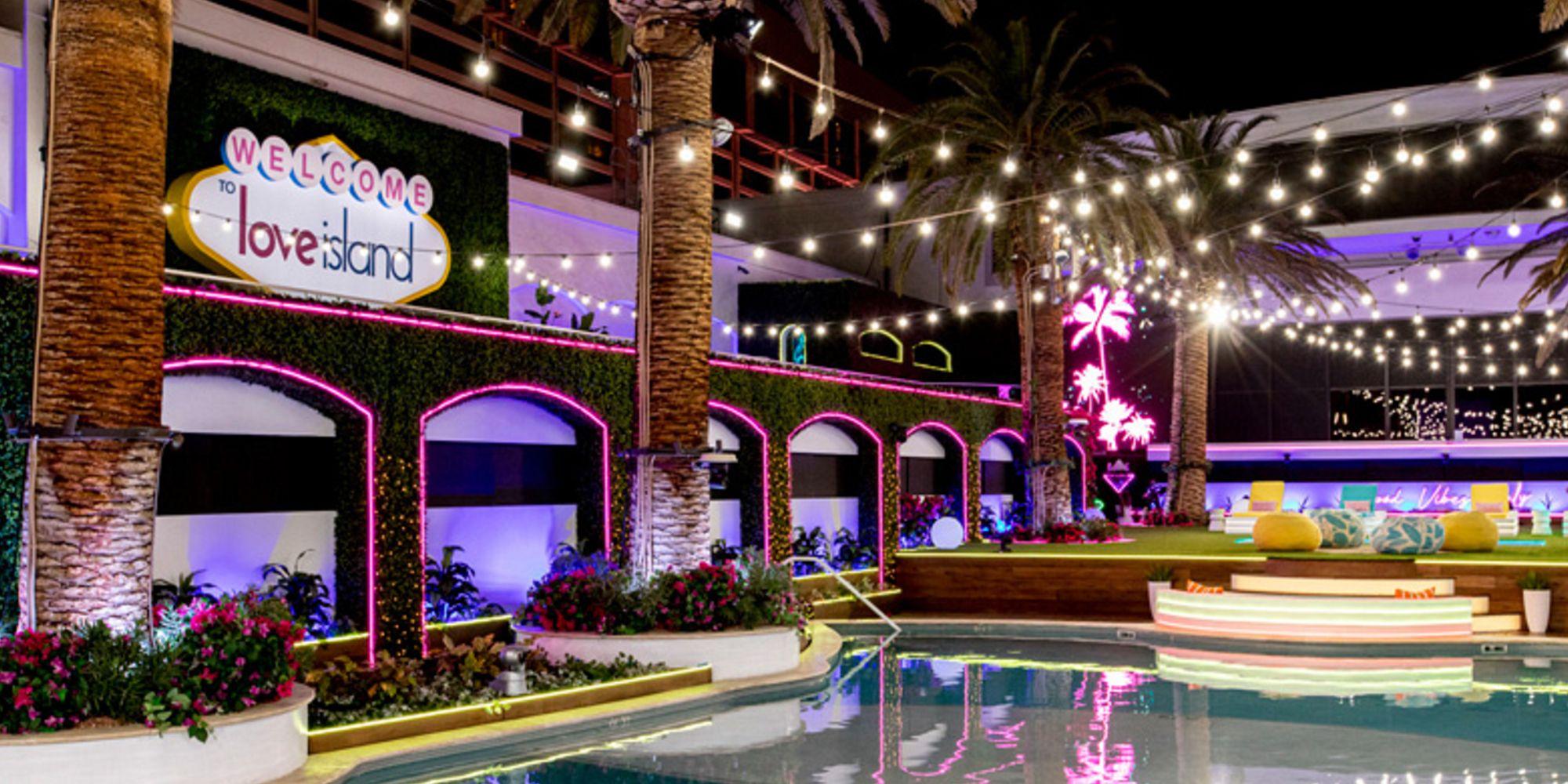 Love Island USA: Where In Las Vegas Is Season 2 Being Filmed?