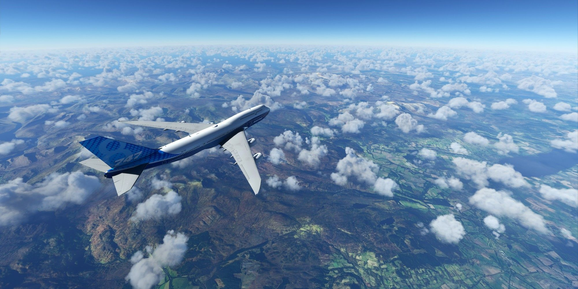 Players can use keyboard combinations or their controller to access and use the features of the Drone Camera in Microsoft Flight Simulator. The new Mi