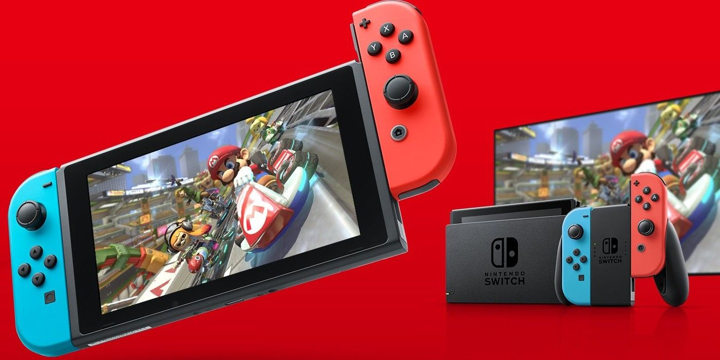 Nintendo Switch Finally Coming To Brazil 3 Years After Initial Launch