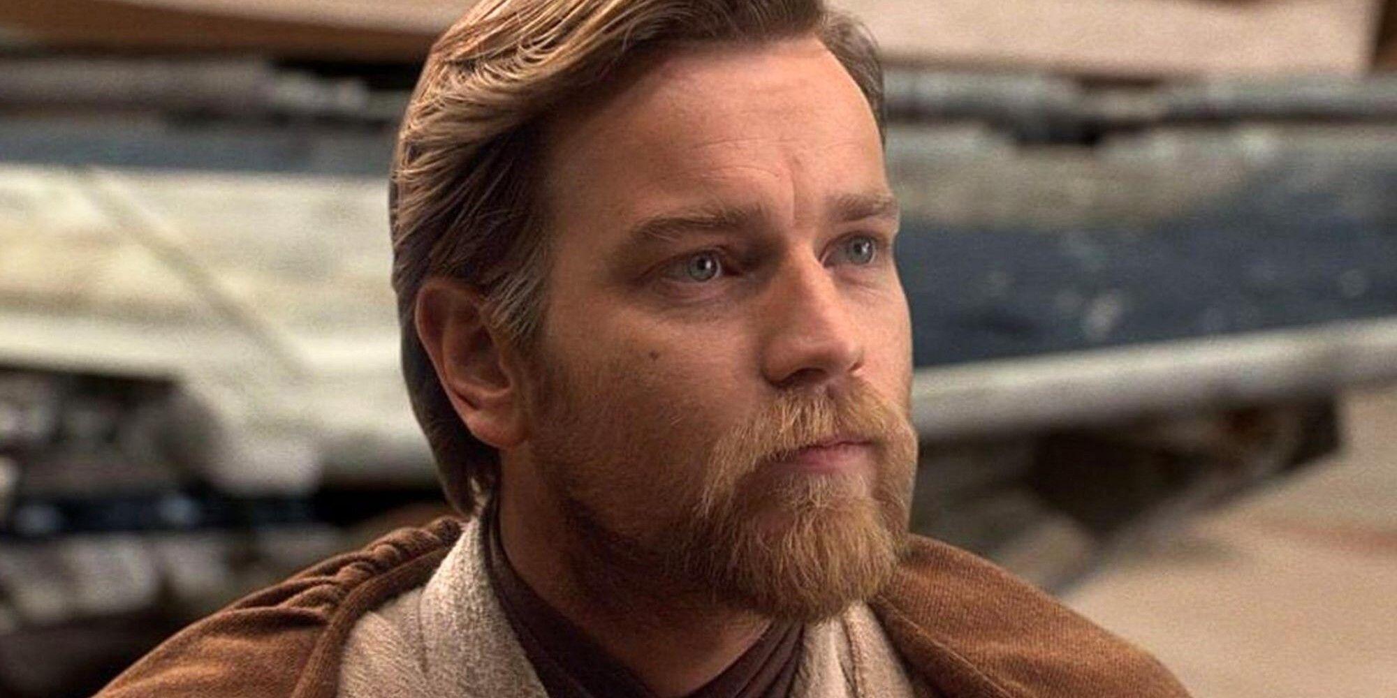 Ewan McGregor Reveals Obi-Wan Show Look In New Interview
