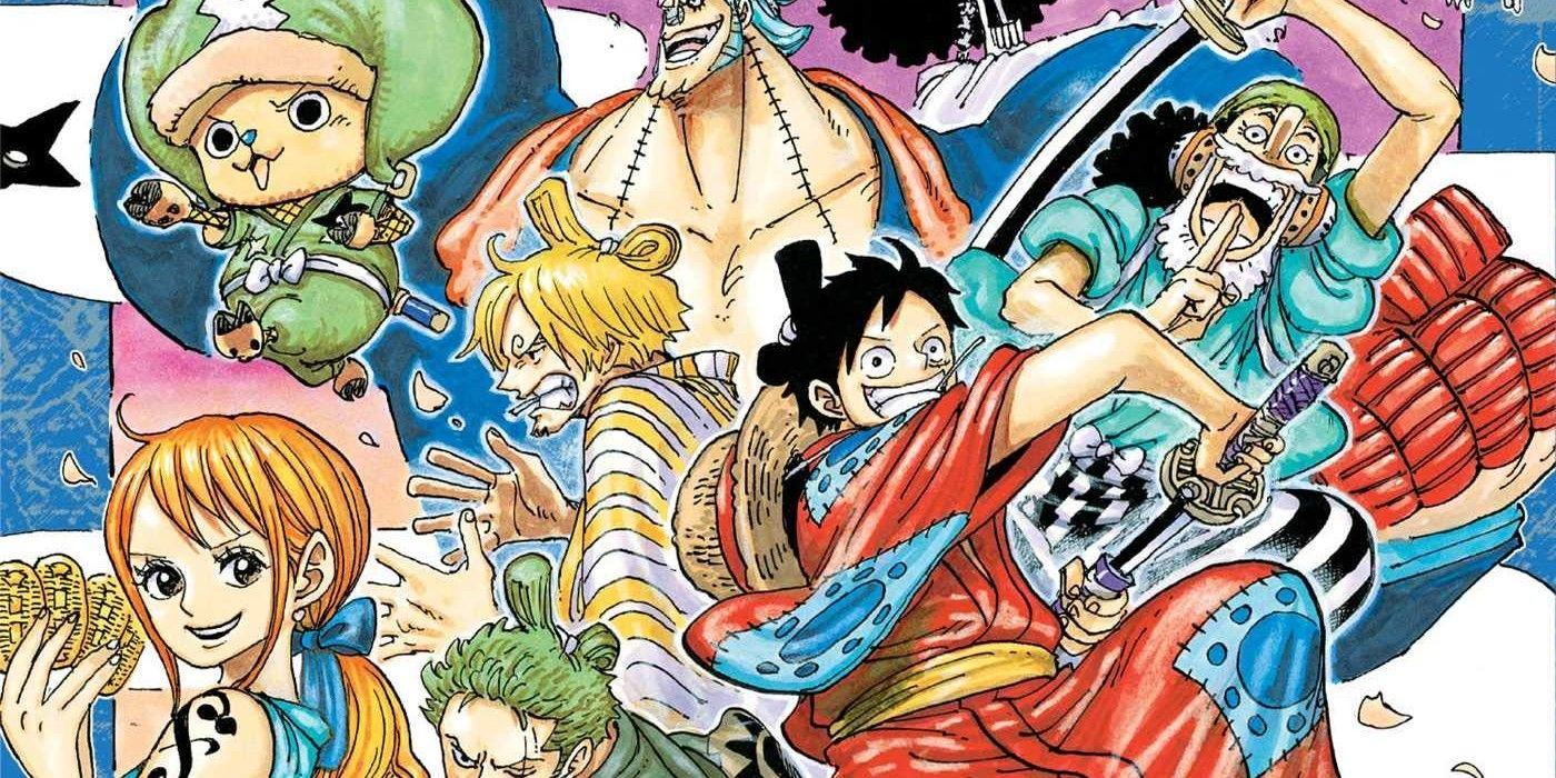 One Piece Creator Confirms The Manga Series Is Ending