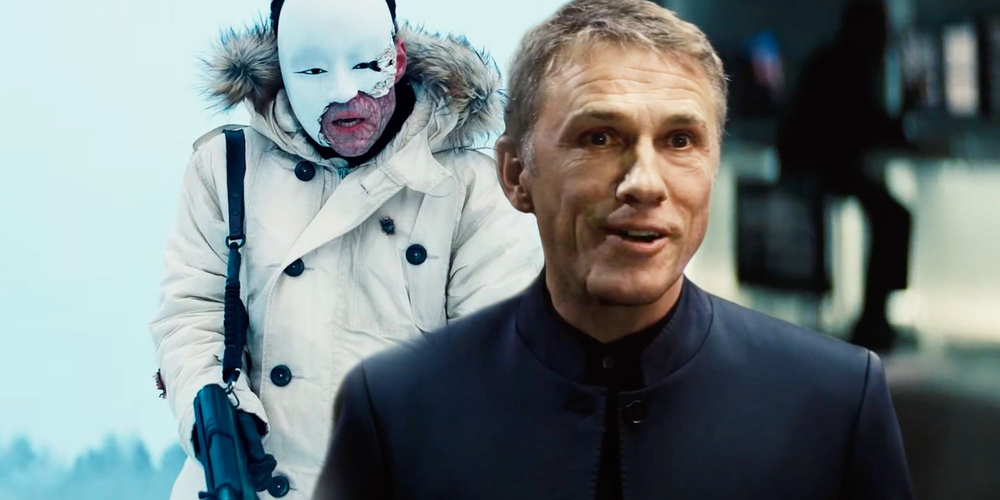 No time to die: Safin's plan was needed Blofeld