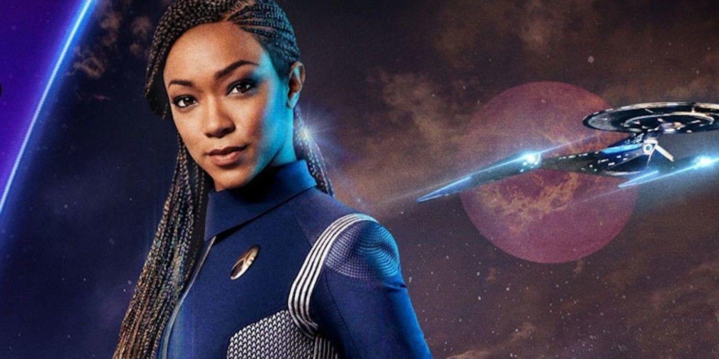 Star Trek Discovery: Why Burnham's Hair Changes In Season 3