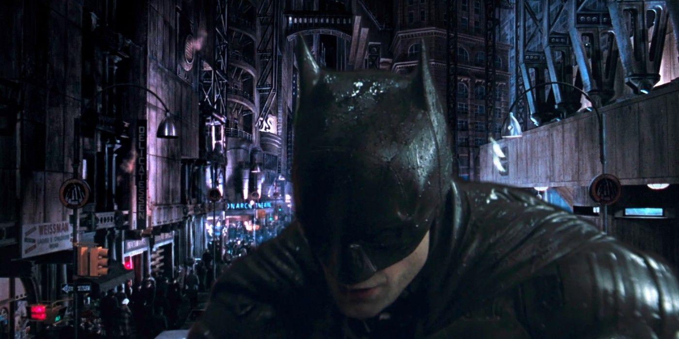 Tim Burton; Danny Elfman; Matt Reeves; Michael Giacchino; The Batman