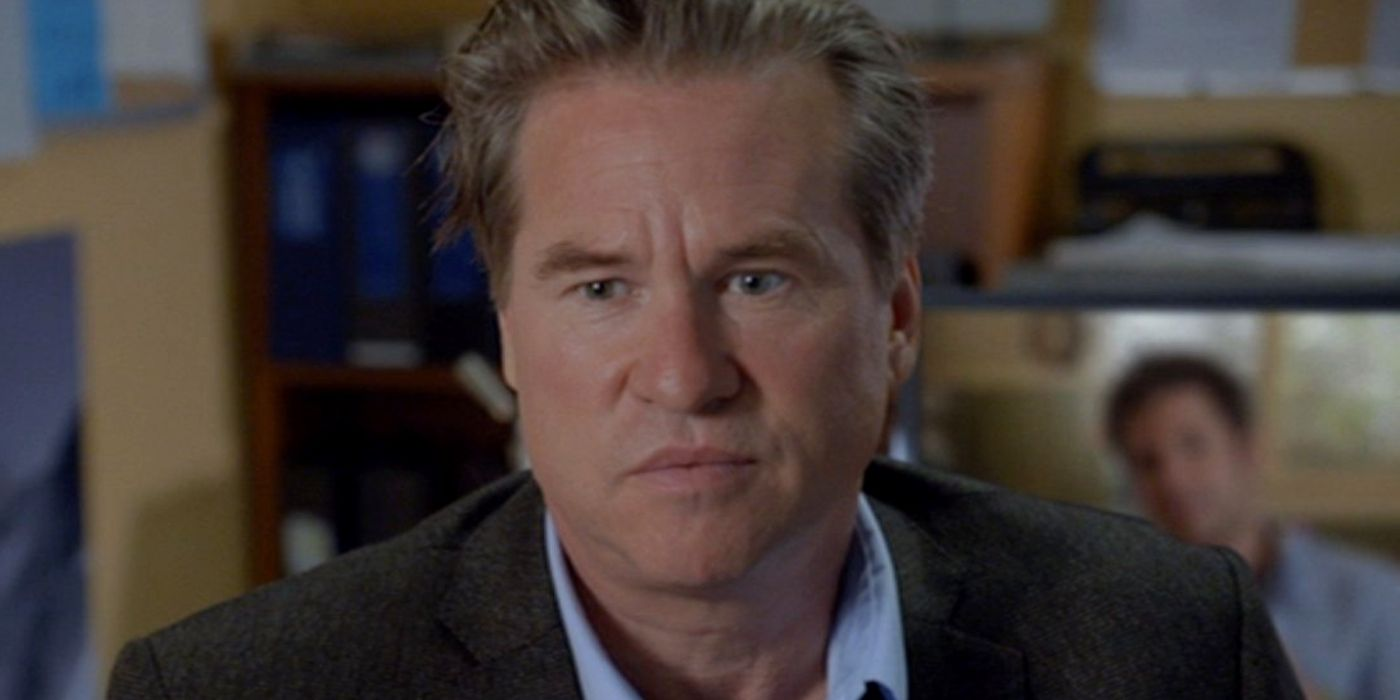 Psych: The True Story Behind Val Kilmer's Cameo