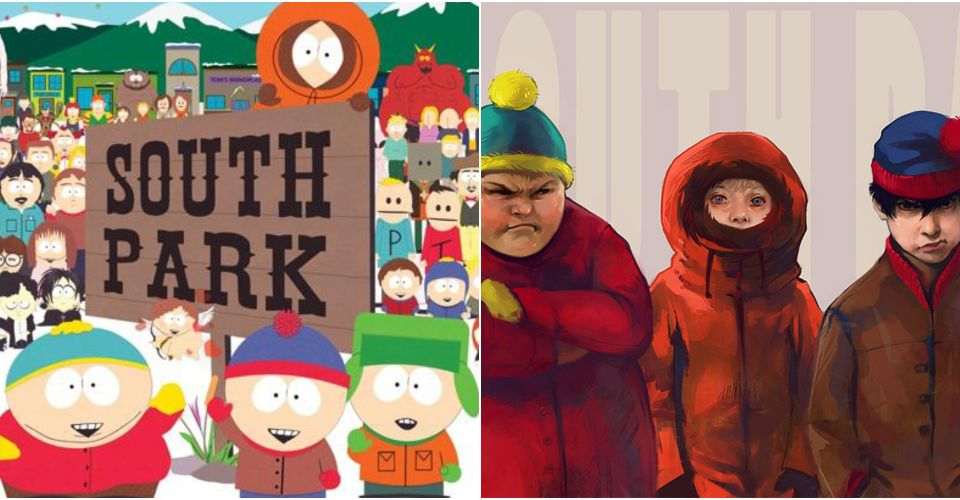 South Park 10 Realistic Fan Art Depictions Of The Gang